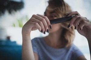 E-cigarettes are 95% less harmful than tobacco