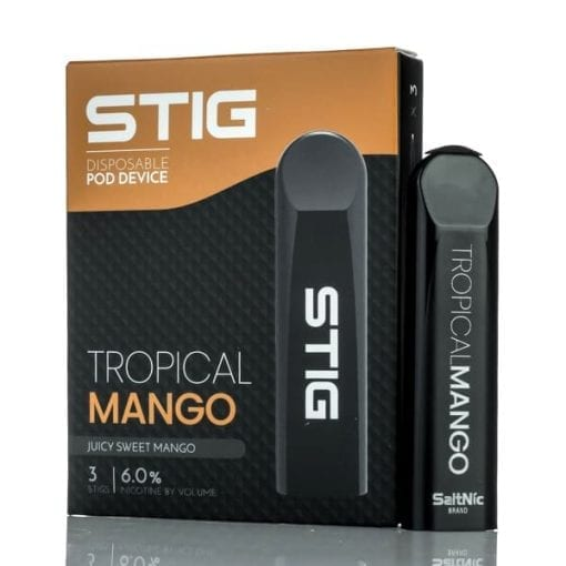 VGOD Stig Disposable Tropical Mango