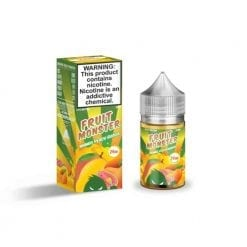 Fruit Monster Saltnic Mango Peach Guava