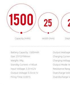 SMOK | RPM40 | Pod Kit | 40 Watt Adjustable Pod Kit | Vaperite