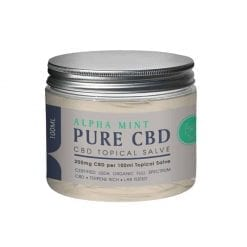 CBD Topical Salve 100ML | Skincare | CannaCo | Vaperite | 250MG CBD