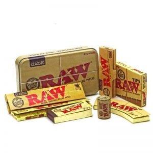 RAW | Classic Starter Box | Cannabis paraphanalia | Vaperite | RawBundle