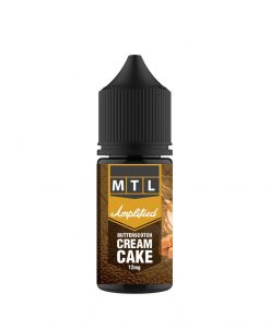Amplified | Butterscotch Cream Cake | Vaperite.co.za | 30ml ch