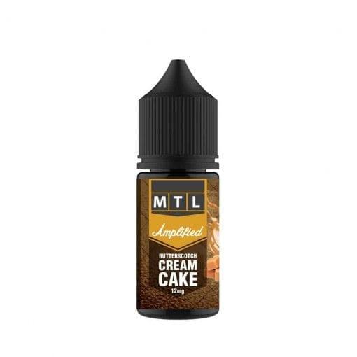 Amplified | Butterscotch Cream Cake | Vaperite.co.za | 30ml ch