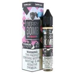 VGOD Saltnic Iced Berry Bomb | 25mg & 50mg Saltnic | Vaperite