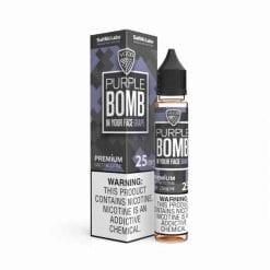 VGOD Saltnic Purple Bomb | 25mg & 50mg Saltnic | Vaperite