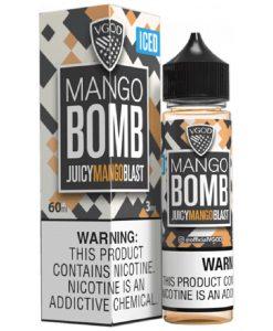 Iced Mango Bomb | VGOD | 60ML Vape E-Liquid | Vaperite.co.za