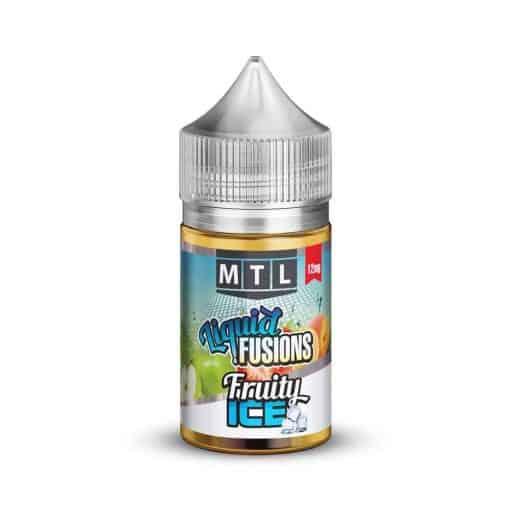 Liquid Fusions   Fruity Ice   Vaperite.co.za   12mg MTL