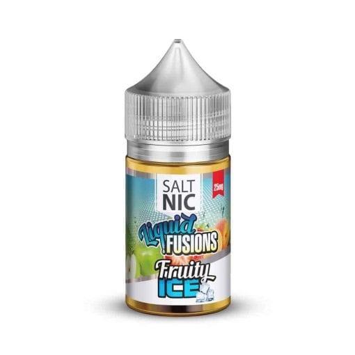 Liquid Fusions | Fruity Ice | Vaperite.co.za | 25mg Saltnic