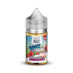 Liquid Fusions | Strawberry Cheesecake | Vaperite.co.za | 25mg Saltnic