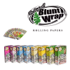 Double Platinum   Tobacco Blunt Wraps   2 Pack   Canna-Rite   Vaperite