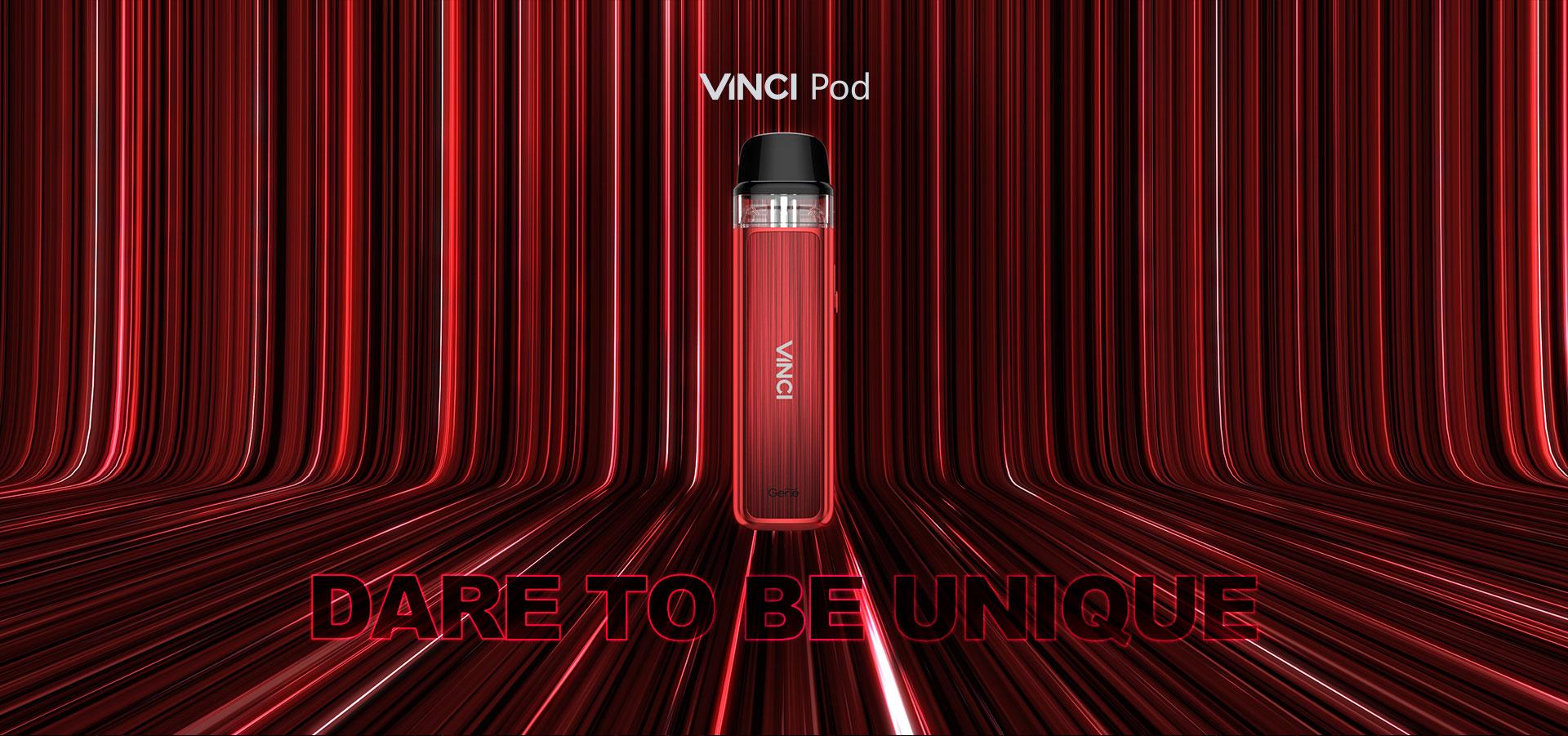 Voopoo Vinci Pod kit Description & Specifications